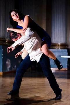 EXTRAÑA. Bruja Danza