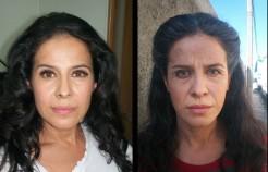 UNA HISTORIA DE CIRCO AND A LOVE SONG. Arcelia Ramírez. Envejecimiento