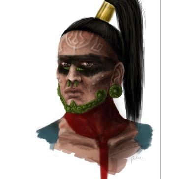 Moctezuma. Pelicula Moctezuma y yo.