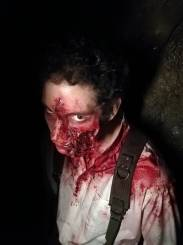 Casona del terror. Feria de Chapultepec